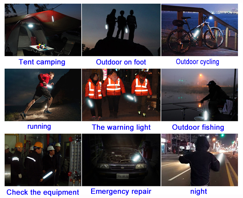 led outdoor camping light b2