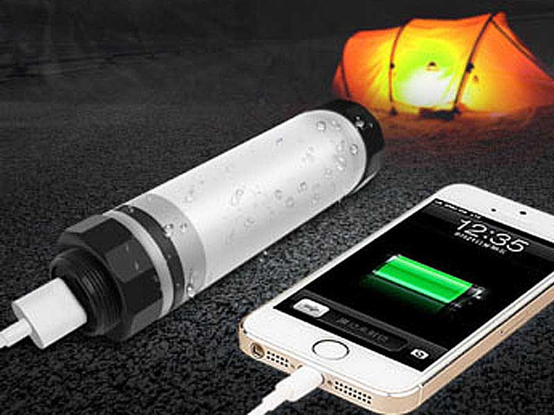 led camping light a3 powerbank