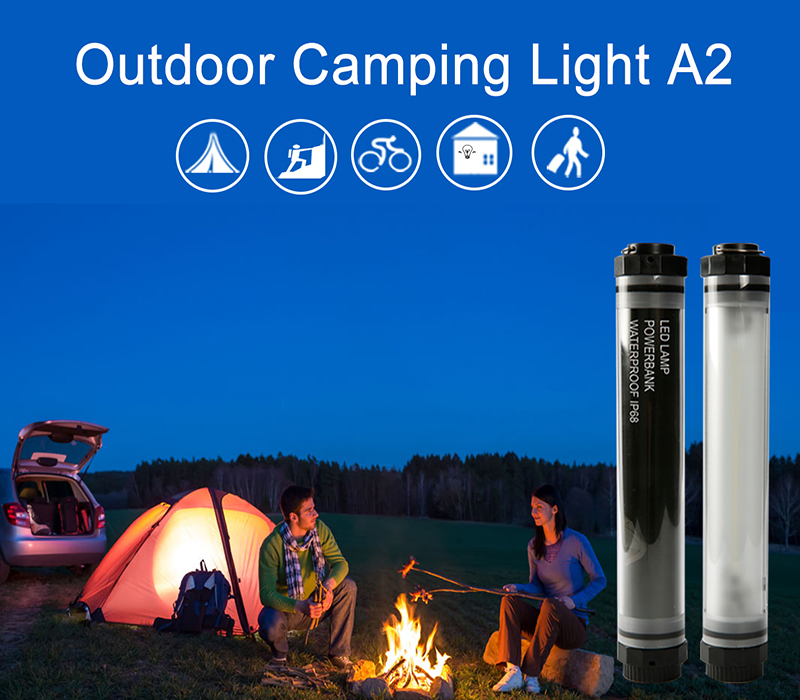 led outdoor camping light a2