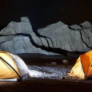 tent camping two