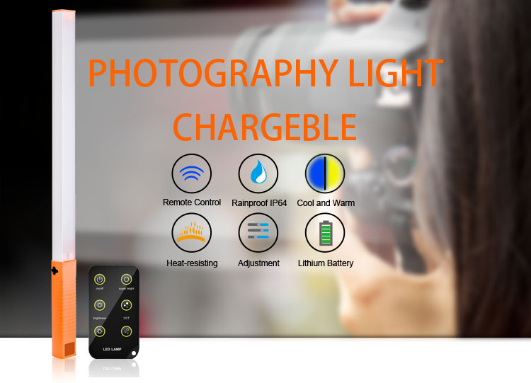 LED Photography Light rainproof ip64 detail (1)